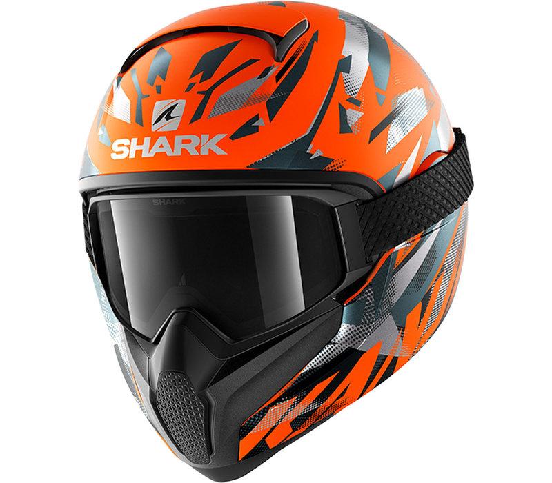 Buy Shark Vancore 2 Kanhji H.V OAA Helmet? Free Additional Lens!
