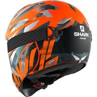 Shark Vancore 2 Kanhji H.V OAA Helm kopen? Gratis Extra Lens!