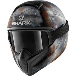 Shark Casco Shark Vancore 2 Flare KAO + Lente Extra Gratuita!