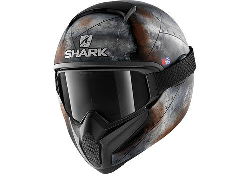Shark Vancore 2 Flare KAO Helm