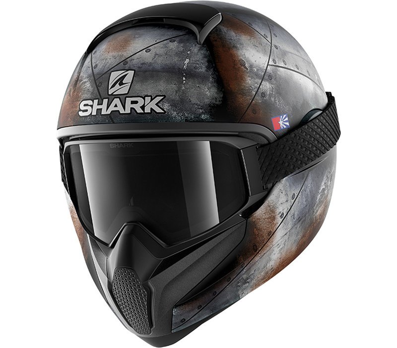 Casco Shark Vancore 2 Flare KAO + Lente Extra Gratuita!