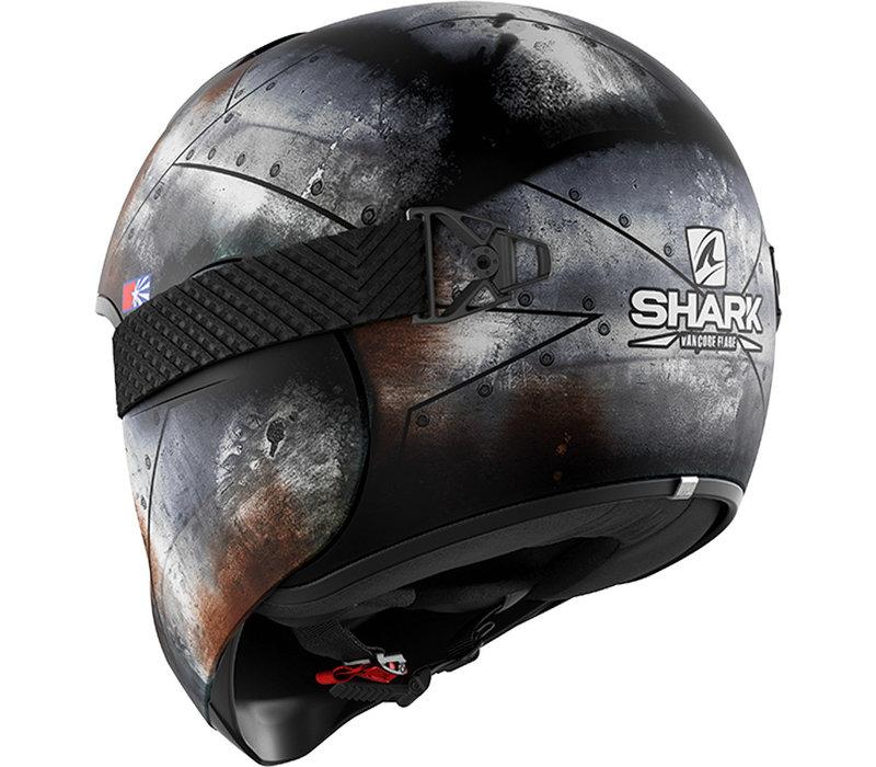 Shark Vancore 2 Flare KAO Helm kopen? Gratis Extra Lens!