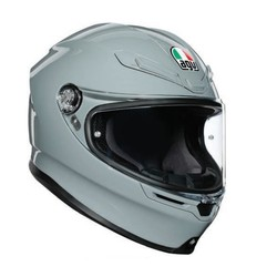 AGV Buy AGV K6 Nardo Grey Helmet? Free Additional Visor!