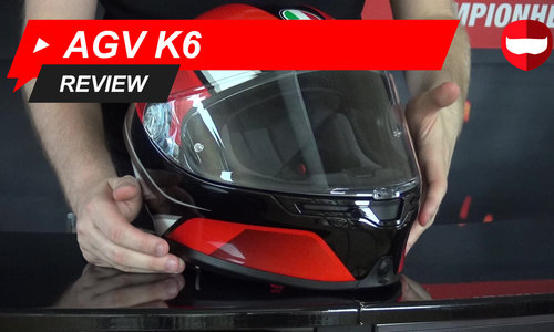 AGV K6 Review