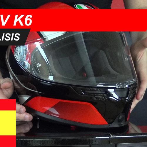 AGV K6 Análisis
