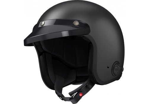 Savage Bluetooth Helmet Matt Black