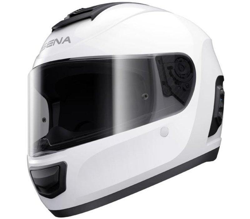 Buy Sena Momentum Dual 20S EVO Software Helmet White ? Free Shipping!