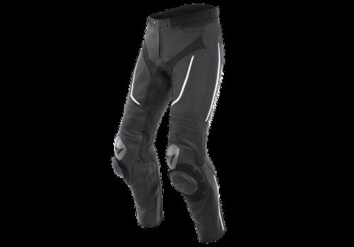 Dainese Alpha Perf. Pantaloni Di Pelle Nero