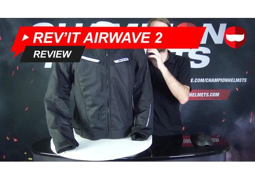 Revit REV'IT Airwave 2 Video Review