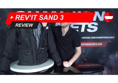 Revit REV'IT Sand 3 Análisis