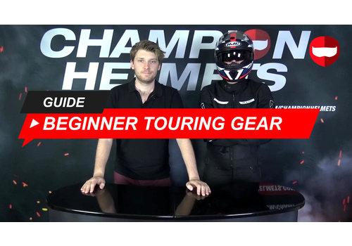 Best Beginner Touring Motorcycle Gear - Guida