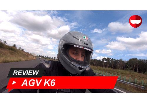 AGV AGV K6 Conducir-Prueba