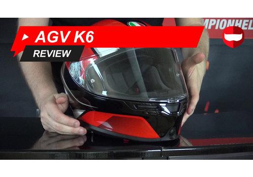 AGV AGV K6 Video Review