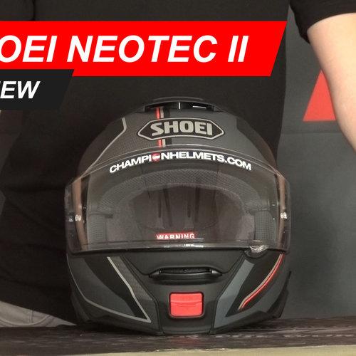 Shoei Neotec II Review