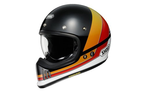 Shoei Ex-Zero Equation TC-10 Helm