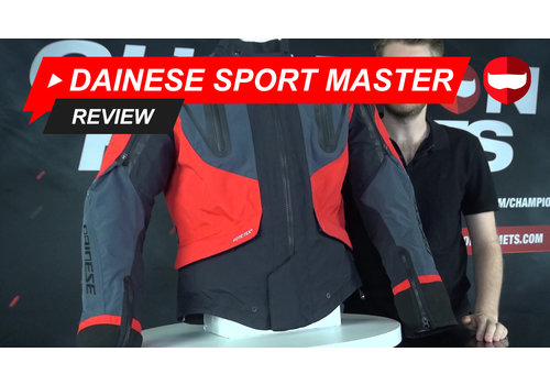Dainese Dainese Sport Master Gore Tex Video Review