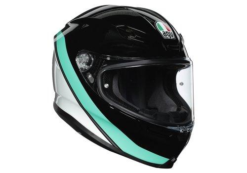 AGV K6 Minimal 007 Helmet