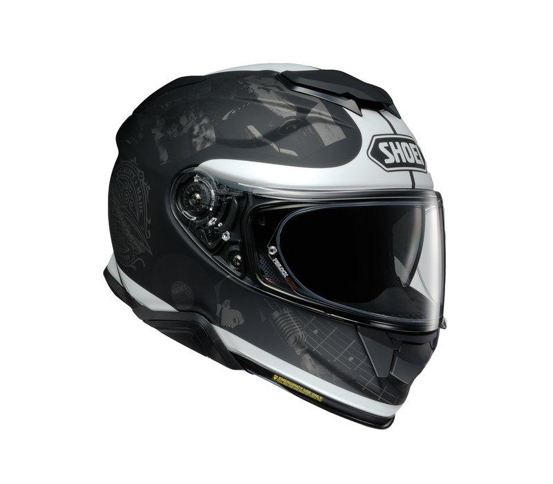 Shoei GT-AIR 2 Reminisce TC-5 helm kopen? + Gratis Extra Vizier!