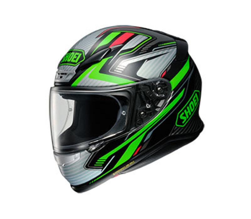 Shoei NXR Stab  TC-4 Helmet + 50% discount Extra Visor!