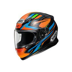 Shoei Shoei NXR Stab  TC-8 Helmet + 50% discount Extra Visor!