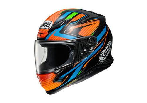 Shoei NXR Stab TC-8 Helm
