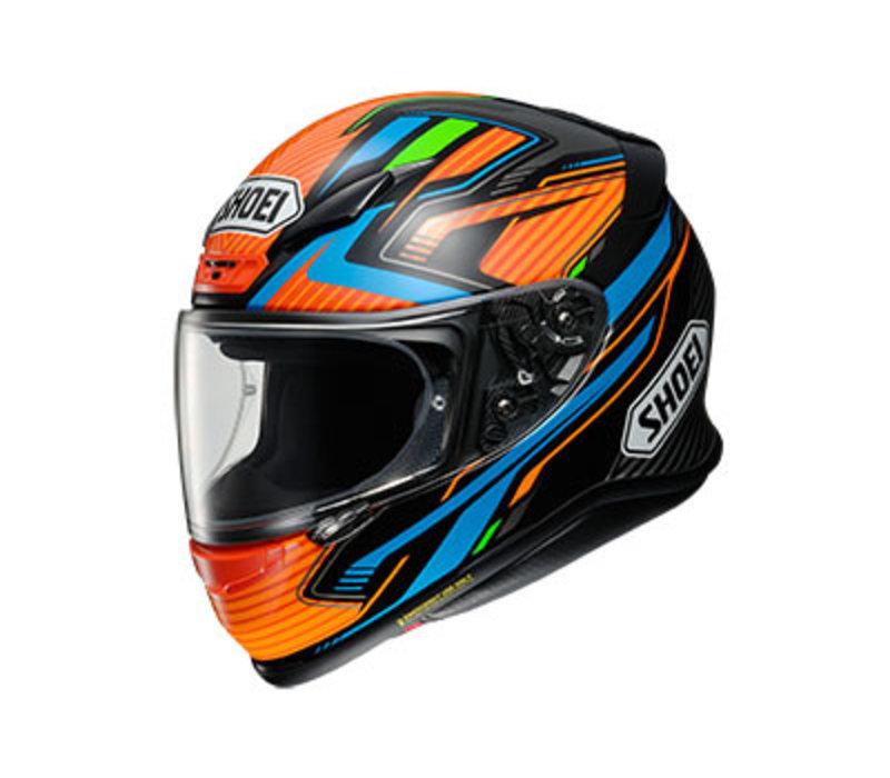Shoei NXR Stab TC-8 Helm + 50% korting op een Extra Vizier!