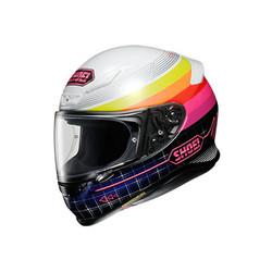 Shoei Shoei NXR Zork TC-7 Helmet + 50% discount Extra Visor!