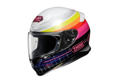 Shoei NXR Zork TC-7 Helm