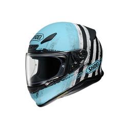 Shoei Shoei NXR Shorebreak TC-2 Helmet + 50% discount Extra Visor!