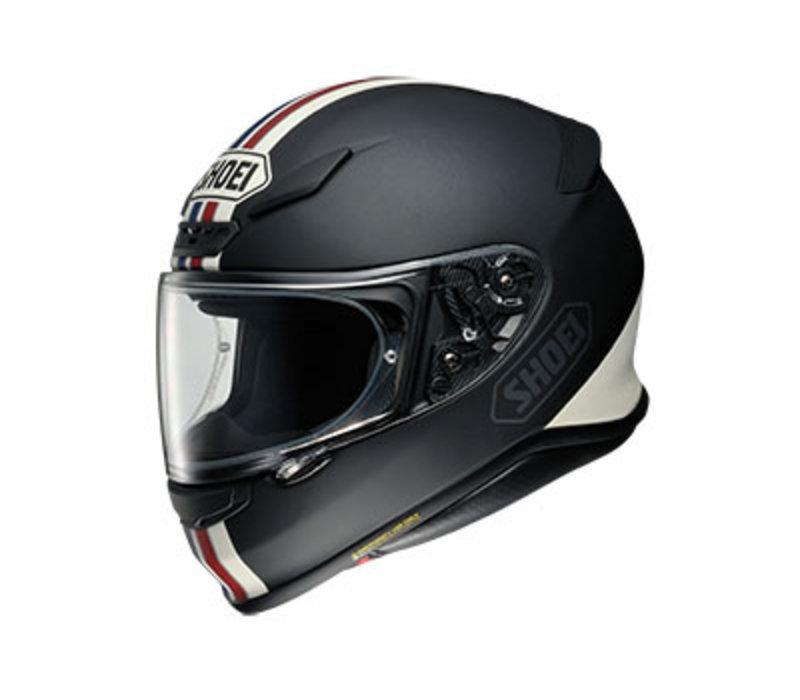 Shoei NXR Equate TC-10 Helm + 50% korting op een Extra Vizier!