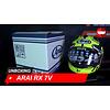 Arai Arai RX 7V Isle of Man 2019 TT Helm Video Review