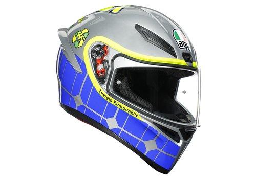 AGV K-1 Rossi Mugello 2015 Helm