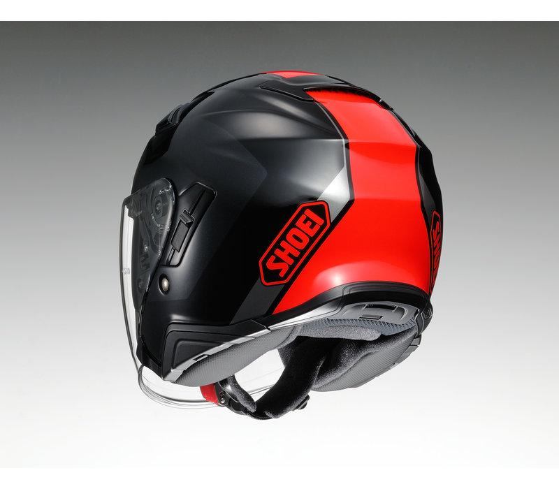 Shoei J-Cruise 2 Adagio TC-1 Helmet + 50% discount Extra Visor!