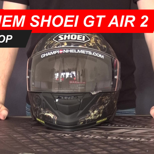 Обзор Shoei GT Air 2