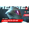 AGV AGV Pista GP RR Special Full-face Helmet 360 Video