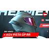 AGV Casco AGV Pista GP RR Special integrale 360 Video