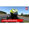 AGV AGV Pista GP R Rij-Test