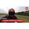 Shark Shark Spartan Carbon Rij-Test