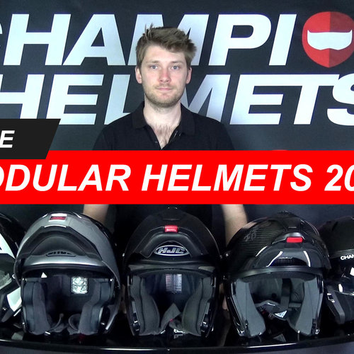 Best Touring and Modular Helmets of 2019/2020