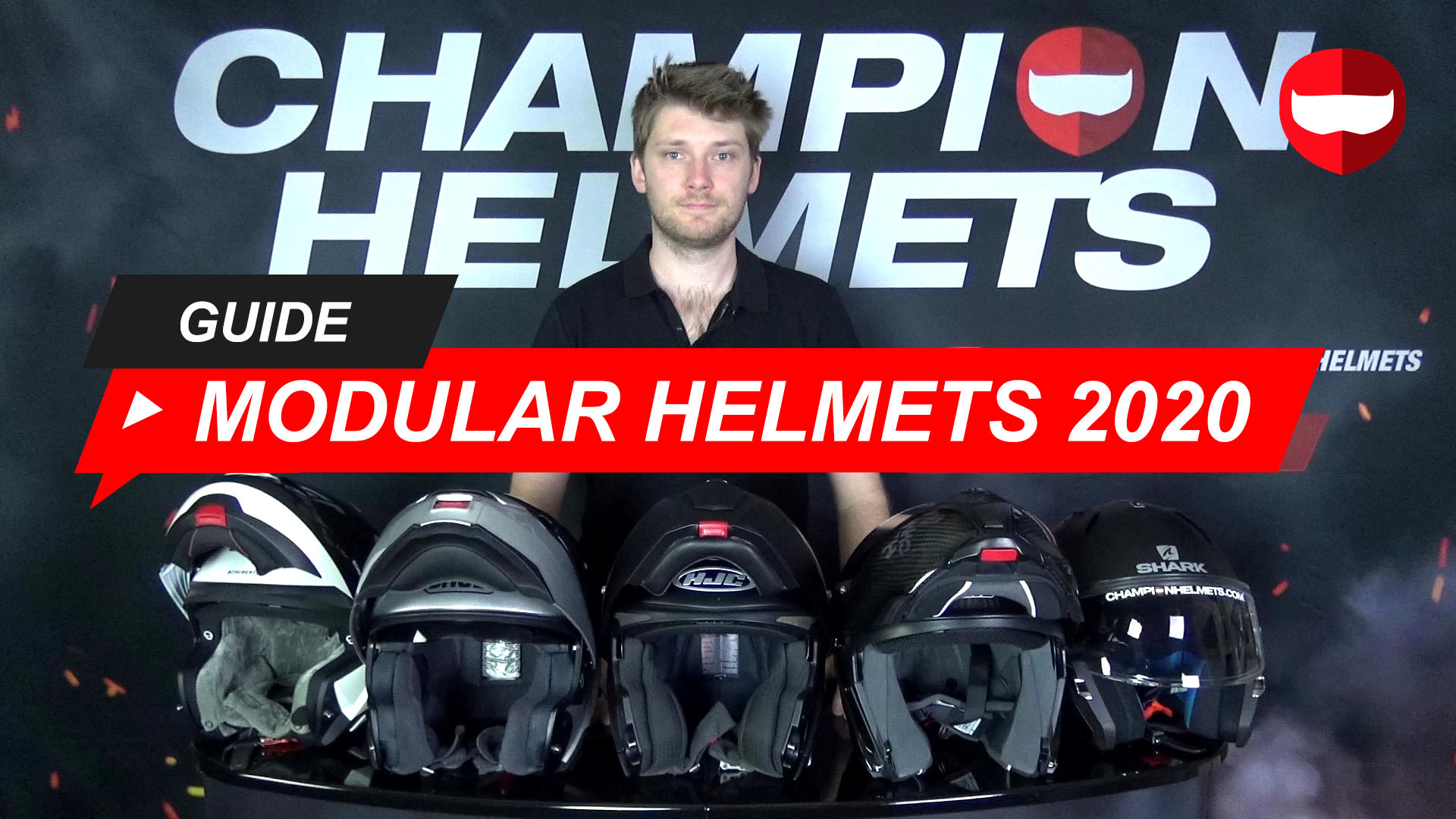 Best Motorcycle Helmet 2020.Best Touring And Modular Helmets Of 2019 2020 Champion