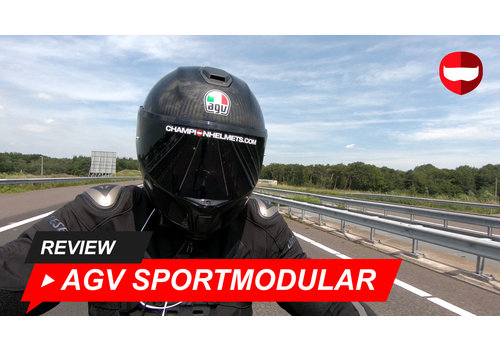 AGV AGV Sportmodular Road-Test