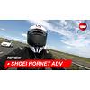 Shoei Casco Shoei Hornet ADV Video Review