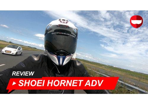 Shoei Shoei Hornet ADV Video Review