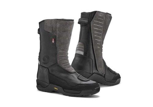 Revit Gravel OutDry Boots Black