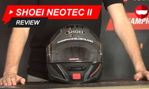 Shoei Neotec 2 Review