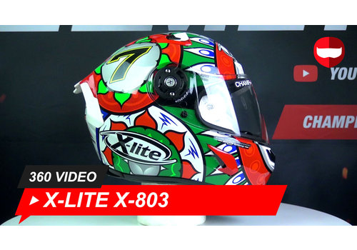 X-LITE X-Lite X-803 Davies Ita 020 360 Video