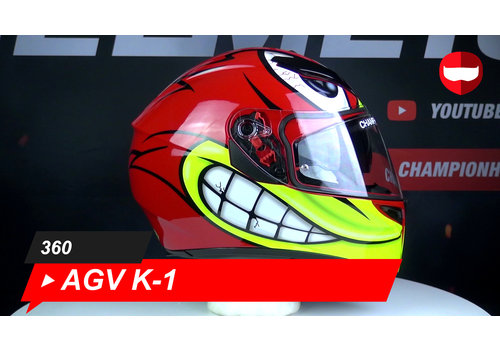 AGV AGV K-1 Birdy 360 Video