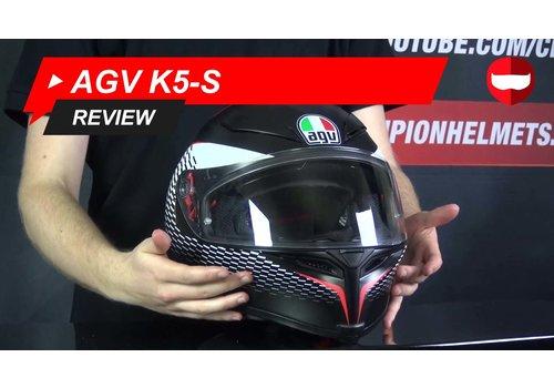 AGV AGV K5-s Обзор