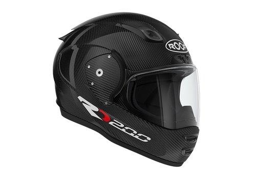 ROOF RO 200 Carbon Glossy Black Helmet
