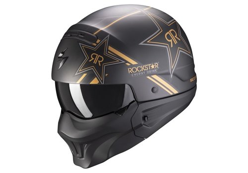 Scorpion Exo-Combat Evo Rockstar Helmet
